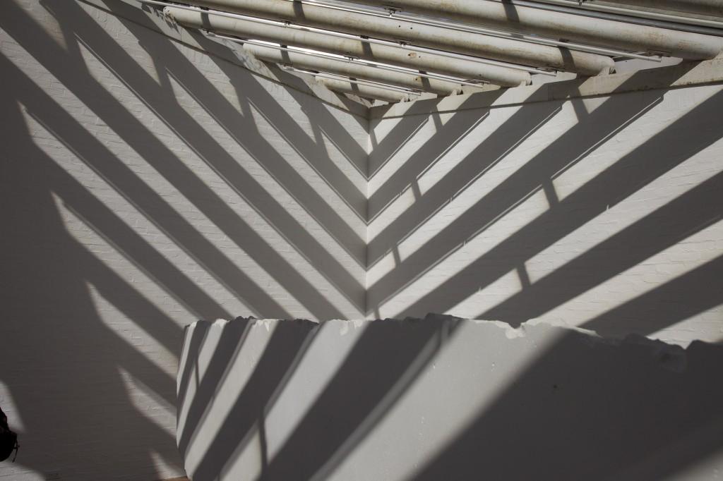 Philip Johnson Glass House. Photo taken August 2012. © blissandradiance.com
